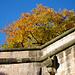 Burg im Herbstschmuck 3