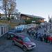 Abkürzung mit Sesselbahn ab Axalp, gewinn gut 300hm, hat aber seinen Preis, Wartezeit 1.5Std Morgen um 9Uhr...