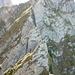 Nordgrat Gamschopf, der Gipfel des Gamschopf ist oberhalb des Fotos