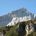 Die Alpspitze zum ersten Mal zu sehen
