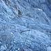 Klettersteig im Matheisen Kar