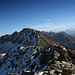 Auf dem Gipfel des Munt Baselgia