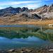Einer der Macun - Seen