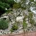 das ursprüngliche Felsgestein des Vatikan's