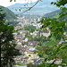 Feldkirch, im Hintergrund Rankweil