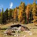 Sur le chemin des Dolomites...Lej da Staz, en Engadine