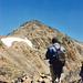 Auf dem Grat zum Turtmanntaler Schwarzhorn