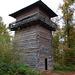 Nachbau eines Wachturmes