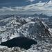 Der Lago Scuro macht seinem Namen alle Ehre