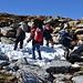 Der erste Schnee der Saison 2010/2011 für die Kinder...