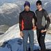 Auf dem Gipfel des Chaiserstuel