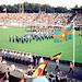 Eröffnungsfeier 1974. Einmarsch der Bundeswehr D