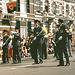 Berner Feuerwehr beim Einmarsch
