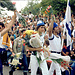 Israelis beim Einmarsch