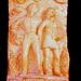 Sondergabe anlässlich der 60. Vierdaagse. Relief aus Wachs ca. 10 cm hoch