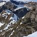 Eher ungewöhlich, dass man für einer Bergtour über einen Grat zum Gipfelziel absteigen muss!  <br /><br />Der Vorstegg (2167m) ist dabei eine grosse Ausnahme sofern man danach nicht noch den viel höheren Huetstock besuchen will.