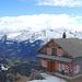 Gipfelrestaurant Grosser Mythen, leider schon geschlossen