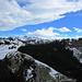 Nach ein paar Höhenmetern Druesberg und Forstberg in schönem Licht.