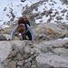 La salita allo Spitzplanggenstock prevede qualche passo elementare di arrampicata.