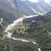 Auffahrt mit der Stubaier Gletscherbahn