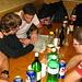Auch das ist Hikr-Treffen: harte Männer planen harte Touren!!<br />([u dominik], [u budget5], [u marmotta], [u kopfsalat] und [u dabuesse])