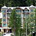Das nostalgische Hotel Rosenlaui beherbergt Gäste seit 1779