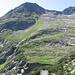 Dalla Ober Rorstaefeli il versante nord del Maiggelenstock.