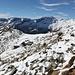 Alpe Ribia, alle spalle Rosso di Ribia