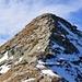 Der Gipfel des Camoghè.