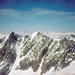 In der Ferne die Berner Alpen