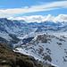 Gipfelpanorama Mutteristock