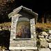 Cappella votiva all'entrata dei monti di Arbarello.