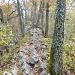auf dem schmalen Weg über den Lägerngrat