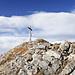 Gipfel Scheinbergspitze.