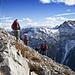 Viel los auf dem Gipfel.