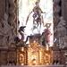Der Hochaltar von Kloster Weltenburg