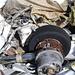 Trümmerreste vom am 28.08.1972 abgestürzten Learjet 23
