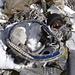 das Flugzeug flog bei schlechter Sicht gegen die Westwand der Nördlichen Sonnenspitze, sollte eigentlich in Innsbruck landen