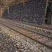 Bahnstrecke seit dem neuen Tunnel nur noch selten befahren