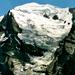 Schaustück ist aber ganz klar die Balmhorn-Nordwand genau gegenüber. Gigantisch !