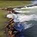 Die Emme führt heute recht viel Wasser