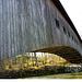 .....längste Holzbogenbrücke Europas