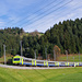 Der RE nach Konolfingen - Bern bei Obermatt......