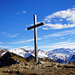 Gipfelkreuz Gibel