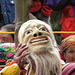 Rappresenta probabilmente il dio Surra Rakye che protegge ma anche punisce la gente del luogo