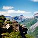 Das Tschingellochtighorn über dem Üschenental