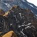 eindrucksvolle Verwerfungen der Gesteinsschichten am Zingel