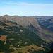 Panorama Nord mit [tour21103 Kanisfluh (2044m)] im Vordergrund und hinten die [tour30021 Nagelflugkette].