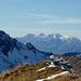"""Der Alpstein aus einer """"anderen Perspektive""""; links das [tour27595 Glatthorn]"""