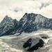 Über dem oberen Eismeer thront der höchste Berg der Berner Alpen.